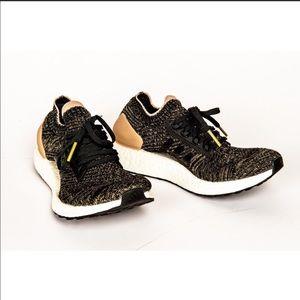 Adidas UltraBOOST X LTD Uncaged Black&Gold
